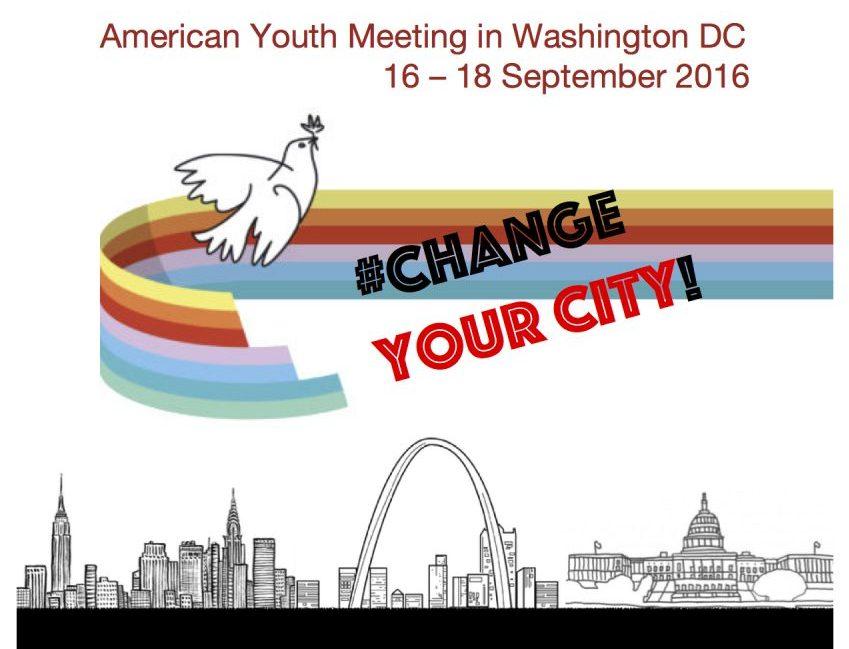 Youth Meeting - Washington 2016