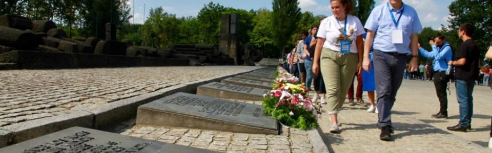 Pellegrinaggio_a_Auschwitz__Birkenau__Global_Friendship_to_Live_Together_in_Peace__20_luglio_2019_7