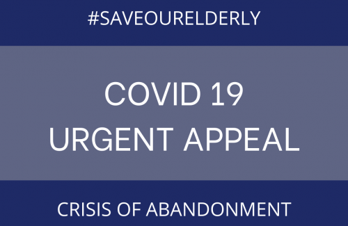 COVID 19 URGENT APPEAL